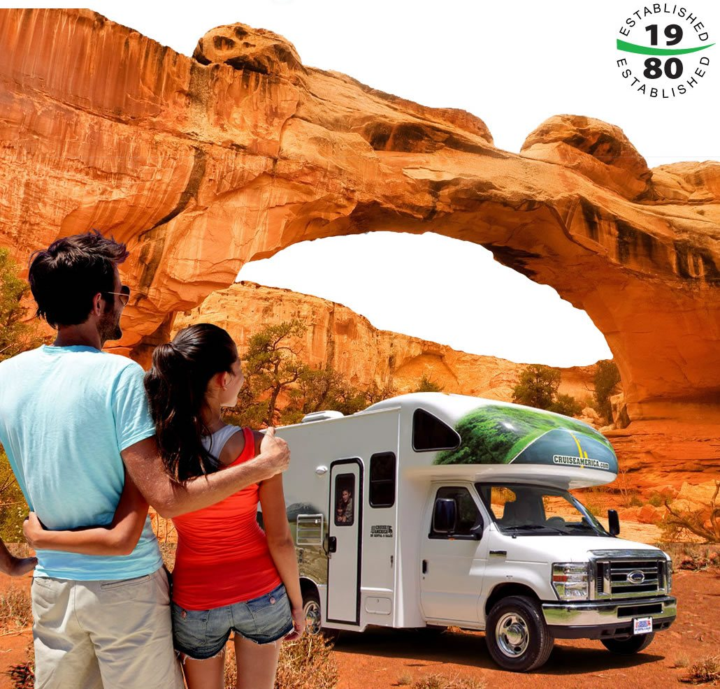 Cruise America - World's Leading RV Rental, Motorhome Rental and RV